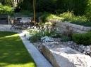 Steine zur Gartengestaltung